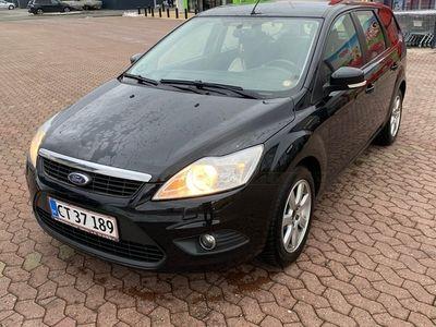 brugt Ford Focus STATIONSVOGN D 1,6 TDCI