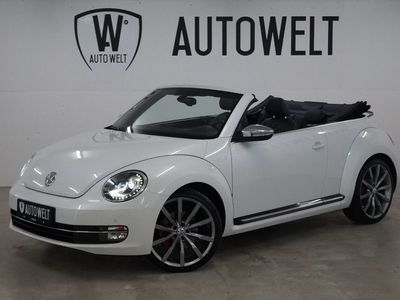 brugt VW Beetle The2,0 TSi 220 Cabriolet