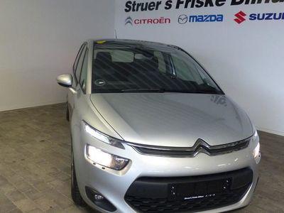 brugt Citroën C4 Picasso 1,6 e-HDi Seduction ETG6 115HK Van 6g Aut.
