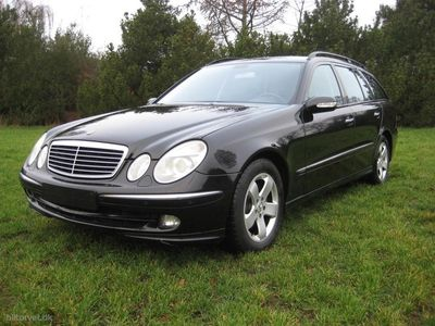 brugt Mercedes E220 2,2 CDI 150HK Stc