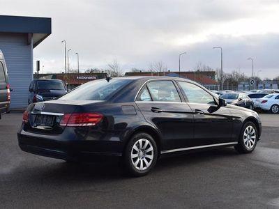 brugt Mercedes E200 2,1 CDI 7G-Tronic Plus 136HK 7g Aut.