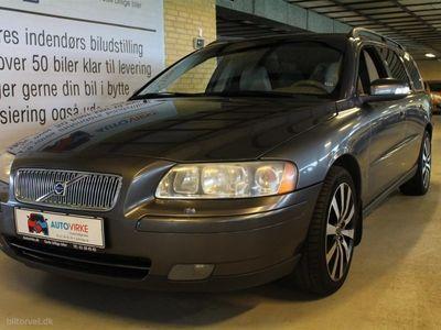 käytetty Volvo V70 2,4 D5 185HK Stc Aut.
