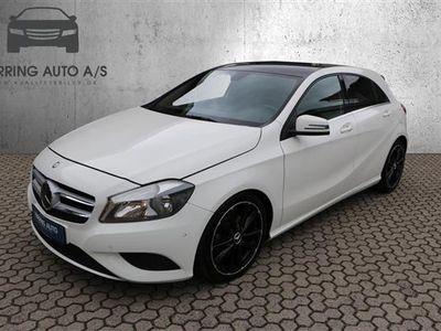 usado Mercedes A200 2,1 CDI 7G-DCT 136HK 5d 7g Aut. - Varebil - hvid