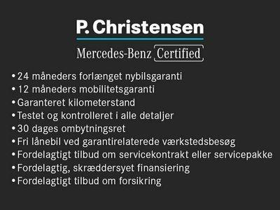 brugt Mercedes A200 Progressive Line aut. 2018