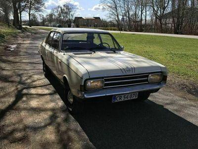 brugt Opel Rekord C 1900