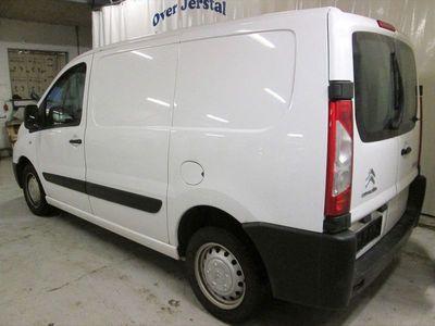 brugt Citroën Jumpy 1,6 HDi 90 Kassevogn L1H1