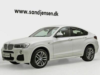 brugt BMW X4 3,0 xDrive35d aut.