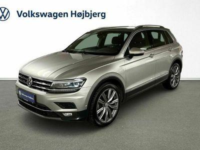 brugt VW Tiguan 1,4 TSi 150 Highline DSG 4Motion