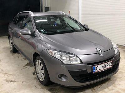 brugt Renault Mégane