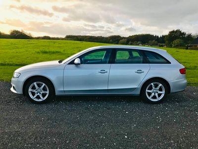 brugt Audi A4 AVANT 2,0 TFSI