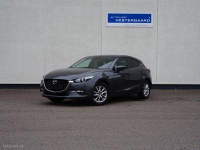 gebraucht Mazda 3 2,0 Skyactiv-G Vision 120HK 6g