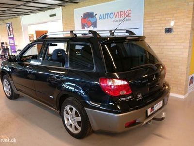 brugt Mitsubishi Outlander 2,0 Invite 2WD 136HK 5d