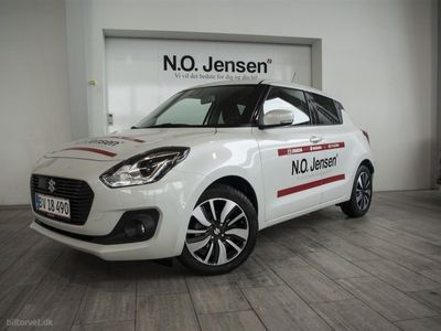 usata Suzuki Swift 1,0 Boosterjet Exclusive mild-hybrid 112HK 5d