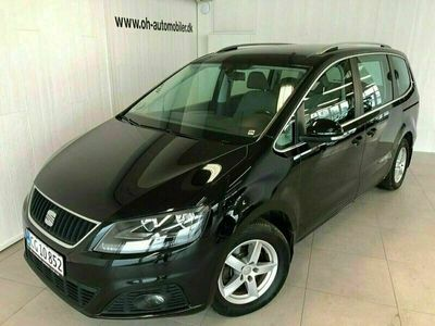 brugt Seat Alhambra 2,0 TDi 140 Style 7prs