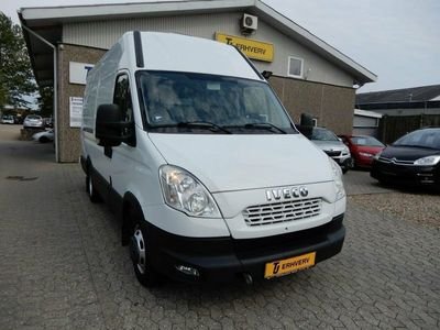 brugt Iveco Daily 3,0 35C21 12m³ Van