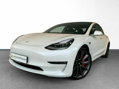 brugt Tesla Model 3 Performance AWD