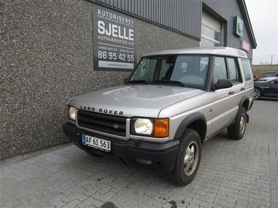 brugt Land Rover Discovery 2,5 139HK 5d