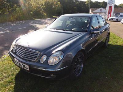 brugt Mercedes E240 6 177HK Aut.
