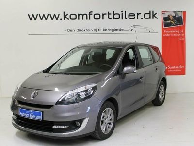 brugt Renault Grand Scénic III 1,6 dCi 130 Expression ESM 7prs