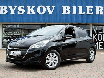 usado Peugeot 208 1,6 BlueHDi 100 More