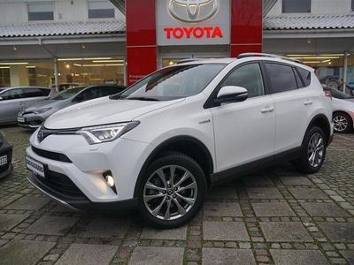 brugt Toyota RAV4 2,5 B/EL Selected 4x2 197HK 5d