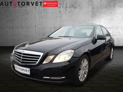 brugt Mercedes E200 2 CDi aut. BE