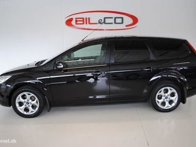 brugt Ford Focus 1,6 TDCi DPF Titanium 109HK Stc