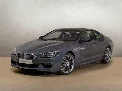 brugt BMW 650 i 4,4 Coupé xDrive aut.