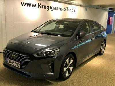 brugt Hyundai Ioniq 16 GDI Plugin-hybrid Premium plug-in 141HK 5d 6g Aut.