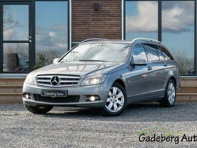 gebraucht Mercedes C200 2,2 CDi Avantgarde stc. aut.