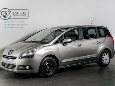 used Peugeot 5008 2,0 HDi 150 Premium 7prs