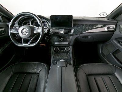 brugt Mercedes CLS350 Shooting Brake 3,0 BlueTEC aut.