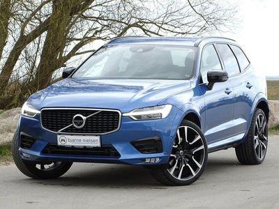 brugt Volvo XC60 2,0 T5 250 R-Design aut.