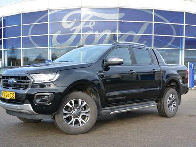 brugt Ford Ranger 3000kg 2,0 EcoBlue Bi-turbo Wildtrak 4x4 213HK Pick-Up 10g Aut.