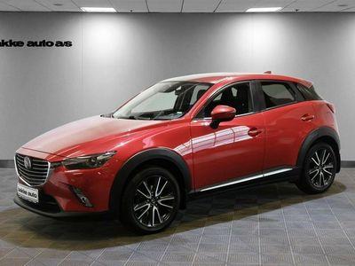 brugt Mazda CX-3 2,0 Sky-G 150 Optimum aut. AWD