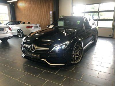 brugt Mercedes C63 AMG 4,0 AMG stc. aut.