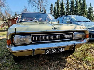 brugt Opel Commodore 2,5 A Coupe