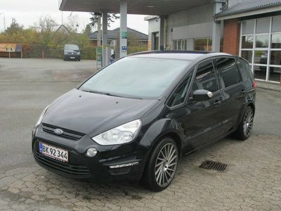 brugt Ford S-MAX 2,0 TDCi 163 Collection 7prs