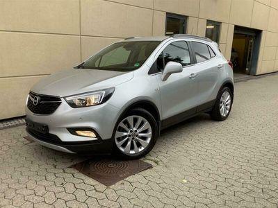 brugt Opel Mokka X 1,4 Turbo Innovation Start/Stop 140HK 5d 6g B