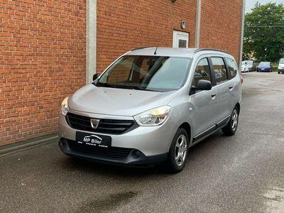 brugt Dacia Lodgy 1,6 16V Base