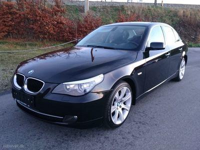brugt BMW 520 d 2,0 D 177HK 6g