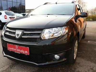 brugt Dacia Logan 1,5 dCi 90 Laureate MCV