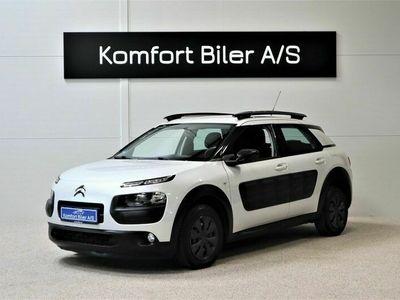 brugt Citroën C4 Cactus BlueHDi 100 Feel 1,6