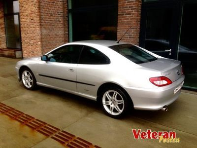 used Peugeot 406 Coupe 3.0 aut.