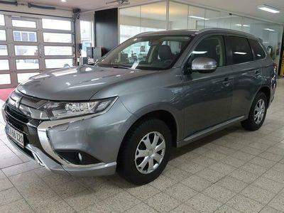 brugt Mitsubishi Outlander 2,4 PHEV Inform+ 4WD 224HK 5d 6g Trinl. Gear