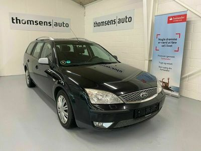 brugt Ford Mondeo 2,0 145 Ambiente stc.