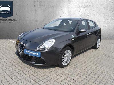 brugt Alfa Romeo Giulietta 1,4 Turbo 105HK 5d 6g - Personbil - Koksmetal