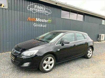 brugt Opel Astra CDTi 95 Enjoy