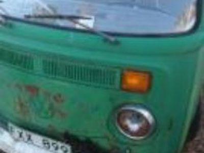brugt VW T2 pick-up