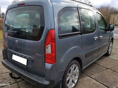brugt Peugeot Partner 1,6 HDI FAP Comfort Plus 75HK